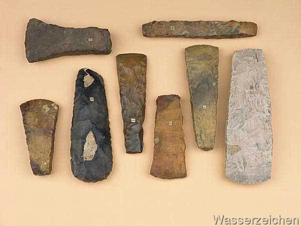 Unbekannt - Collection of Neolithic to early Bronze Age ...