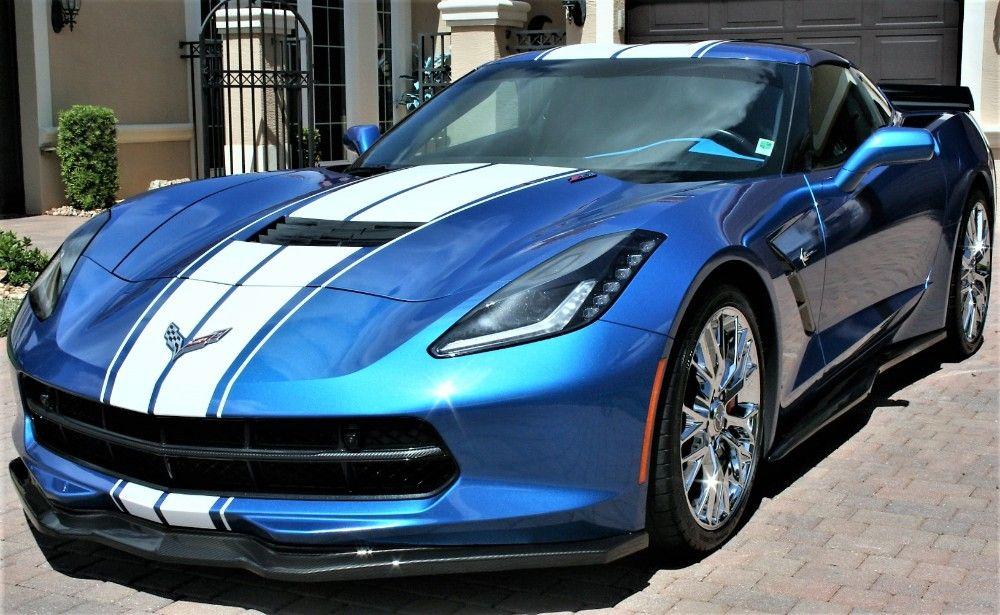2016 Chevy Corvette For Sale In Florida 2016 Chevrolet Corvette Coupe Z51 3lt Z06 Wheels Corvette In 2020 Chevrolet Corvette Corvette For Sale Corvette