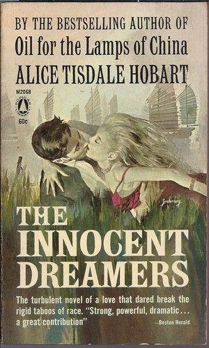 Vintage China Novel 1963 The Innocent Dreamers by Alice Tisdale Hobart 1st Print | eBay