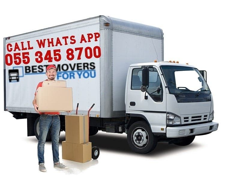 Movers for rent