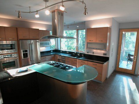 Lovely Kitchen Remodel via Connie Hall.