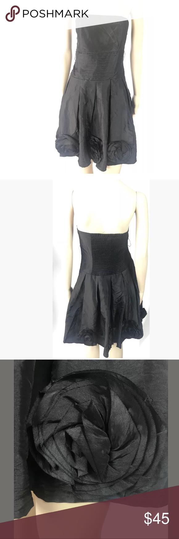 Daisy dress large juniors black nwt in my posh closet