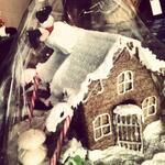 Gingerbread House - Made by Lorraine our genius pastry chef..