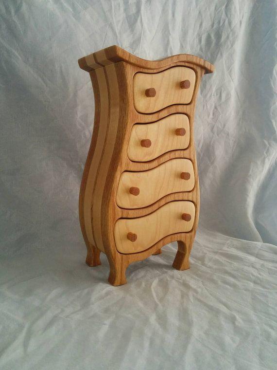 FENDER STRATOCASTER jewelry box - gift for him - keepsake box - home decor - original design by ...