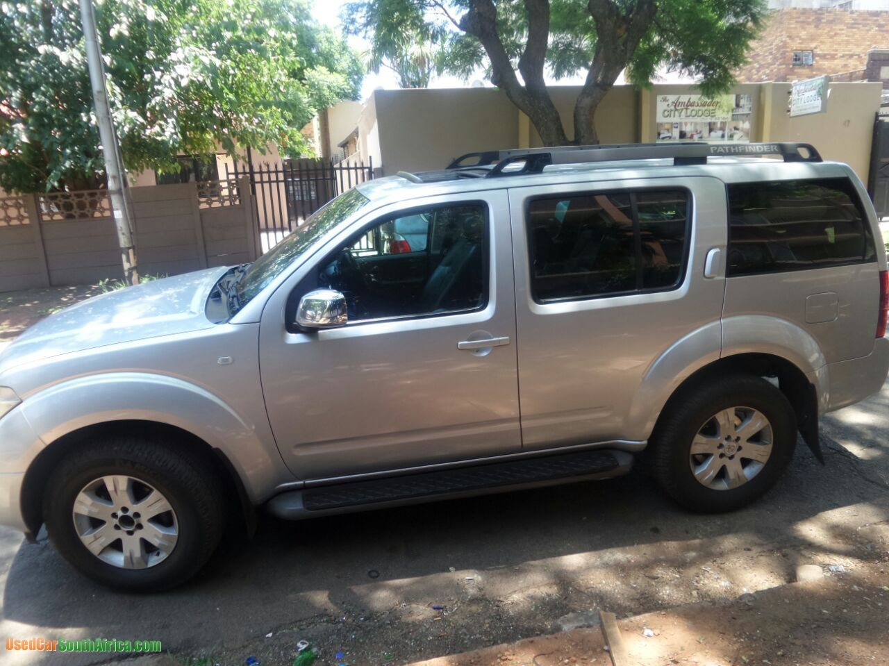 2006 Nissan Pathfinder 2.5 used car for sale in