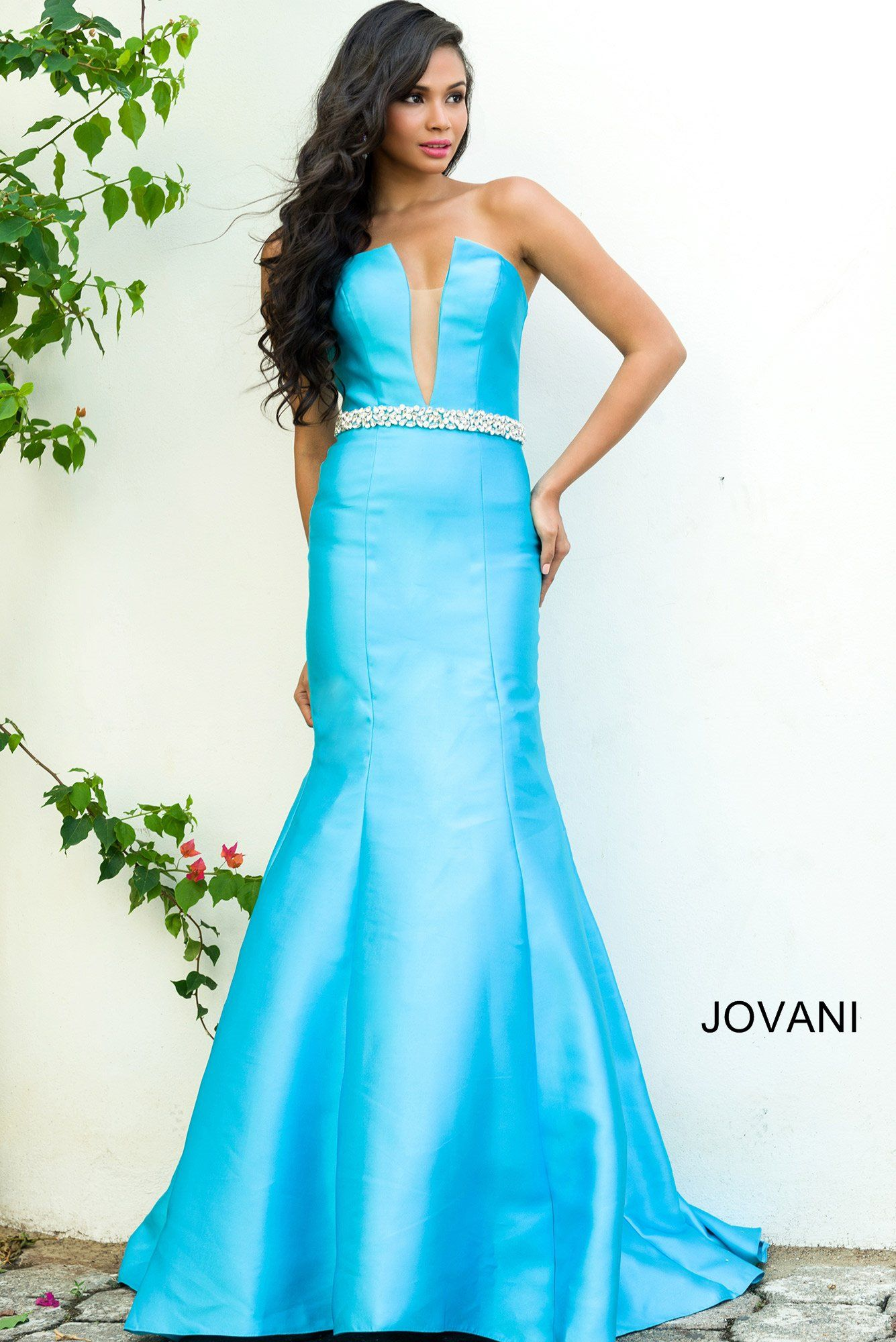 Enchanting Jovani Mermaid Prom Dress Pictures - All Wedding Dresses ...