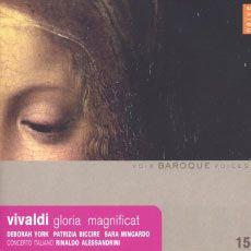 Concerto Italiano Vivaldi: Gloria - Magnificat