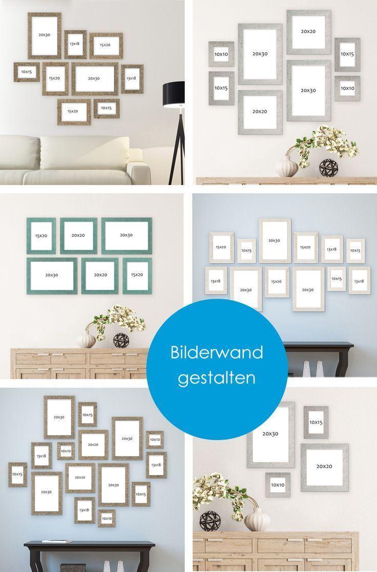Photo of 17 Diy Dekorationsideen mit Bilderrahmen Verbessern Sie die Raumdekoration – Wandgestaltung ideen