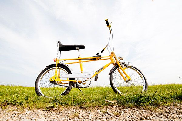 I loved my bike!