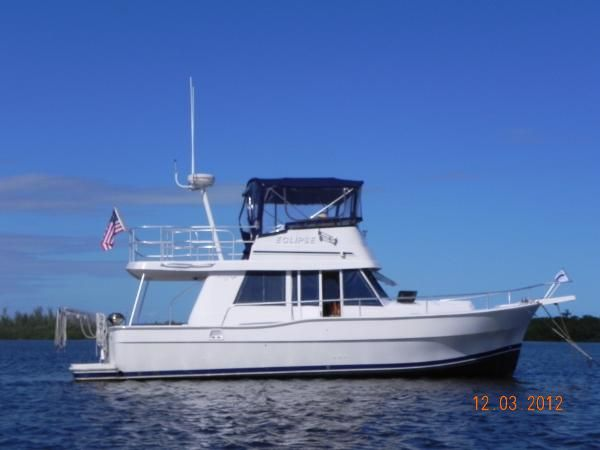 Used 1999 Mainship 350 Trawler, Port St Lucie, Fl - 34983