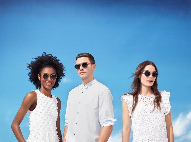Stephanie Kamp Blog: Warby Parker Field Series Collection