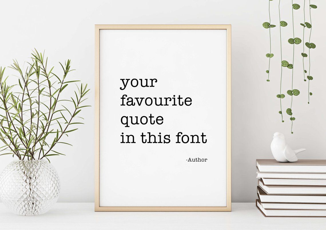 Personalized Poster Custom Text Poster Song Lyrics Print Etsy Custom Quote Print Personalized Art Print Custom Wall Art