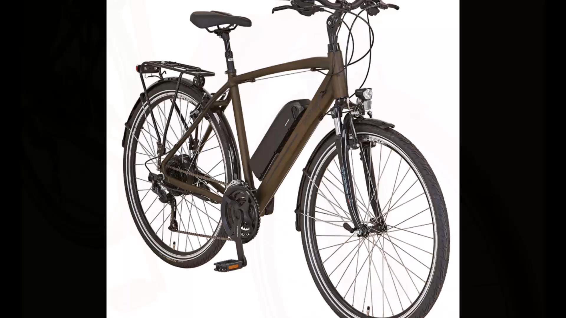 Prophete Entdecker E9 6 Trekking E Bike 28 Herren Elektrofahrrad Dunkelbraun Matt Rh 52 Cm Video In 2020 Elektrofahrrad Radfahren E Bike Gunstig