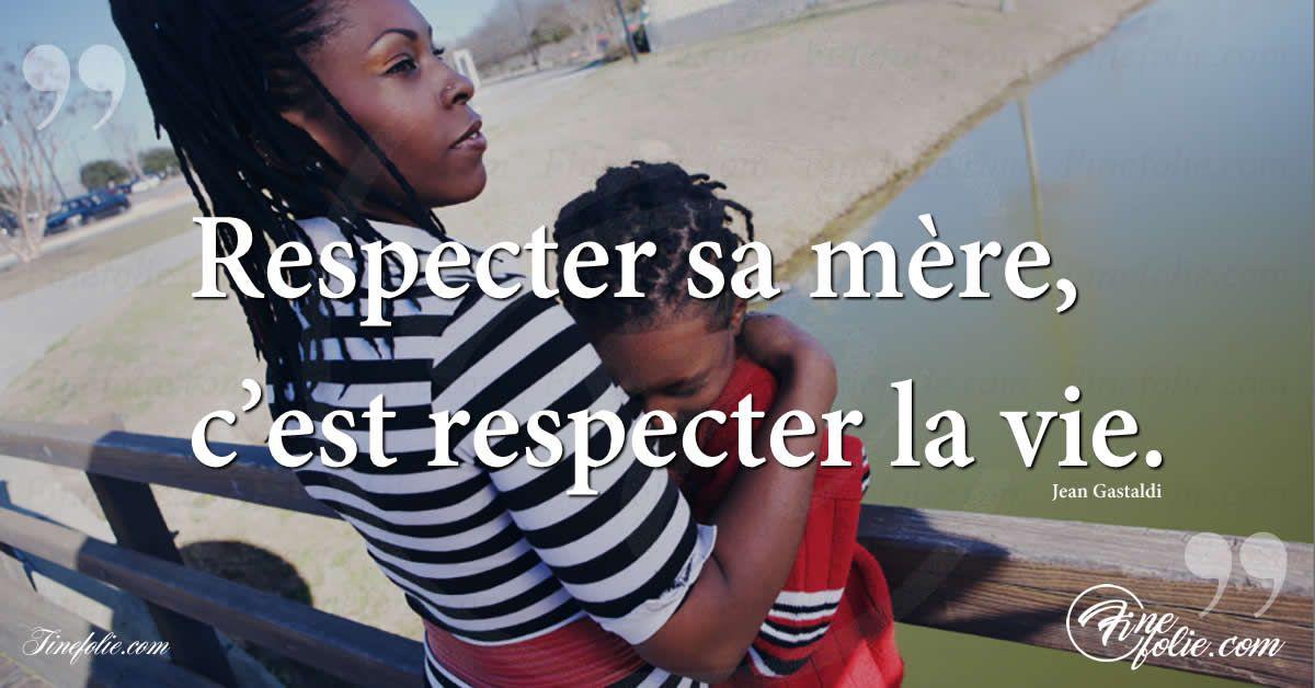Citation Sur Les Mamans Avec Une Belle Phrase De Jean