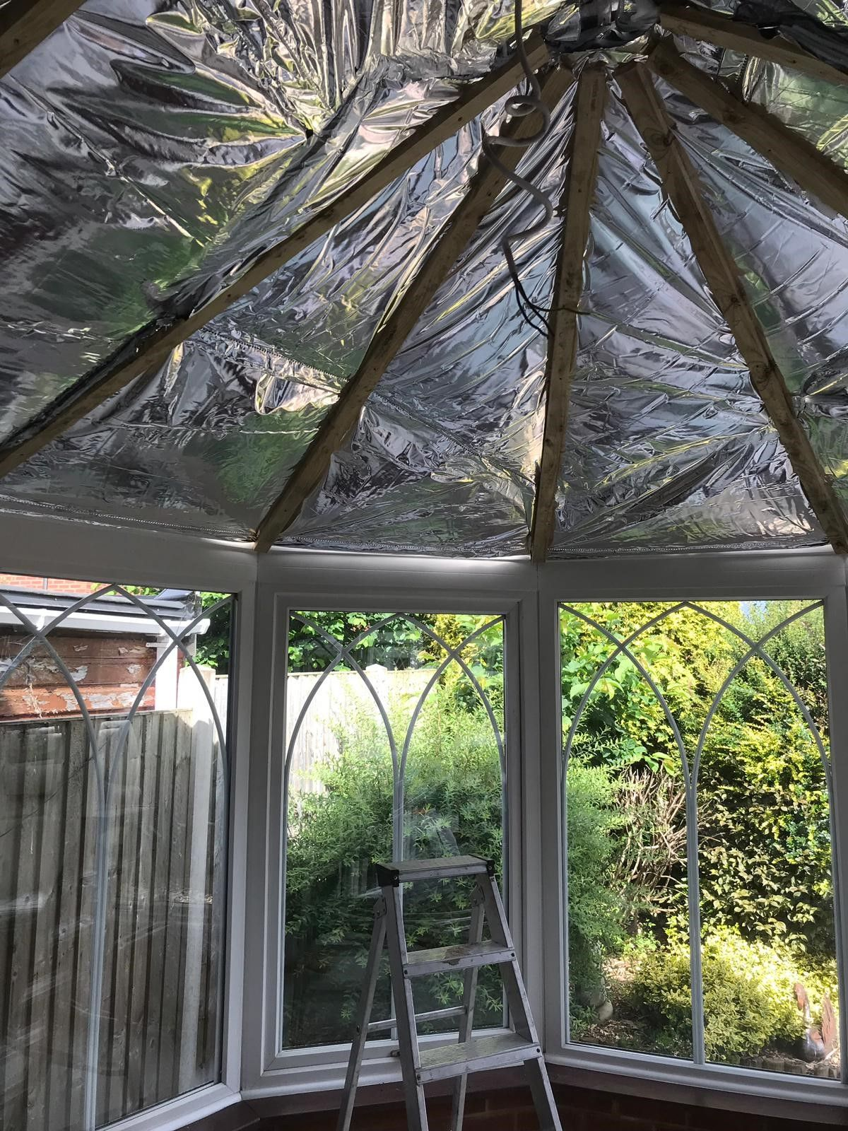 Conservatory Room Addition In The Uk 1040x1485 In 2020: Quiet Conservatory Roof (With Images