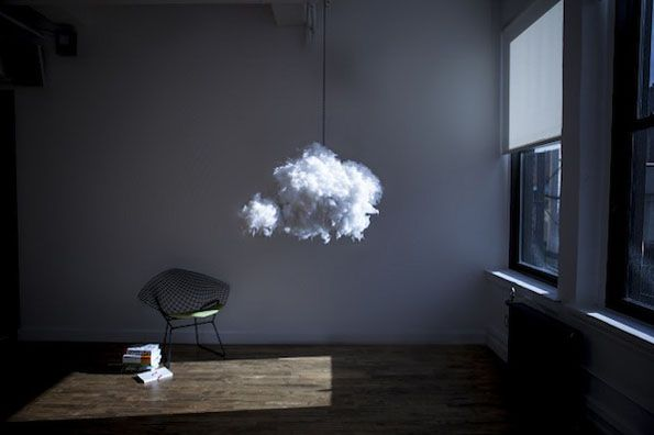 wowww I want this cloud lamp!