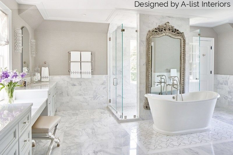 Asian Statuary 6x12 Polished Marble Tile | Tilebar.com in ...