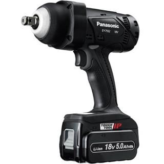 Panasonic Ey7552 18v Impact Wrench 5 0ah Impact Wrench Panasonic Power Tools Tools