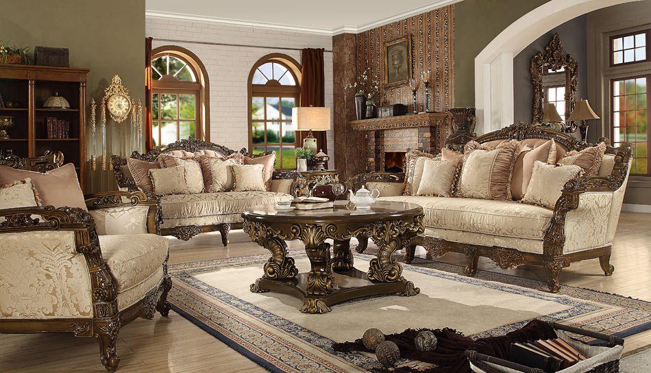 Homey Design 2 Pcs Sofa And Loveseat Set Hd1609  Loveseats Captivating Homey Design Living Room Sets Design Decoration