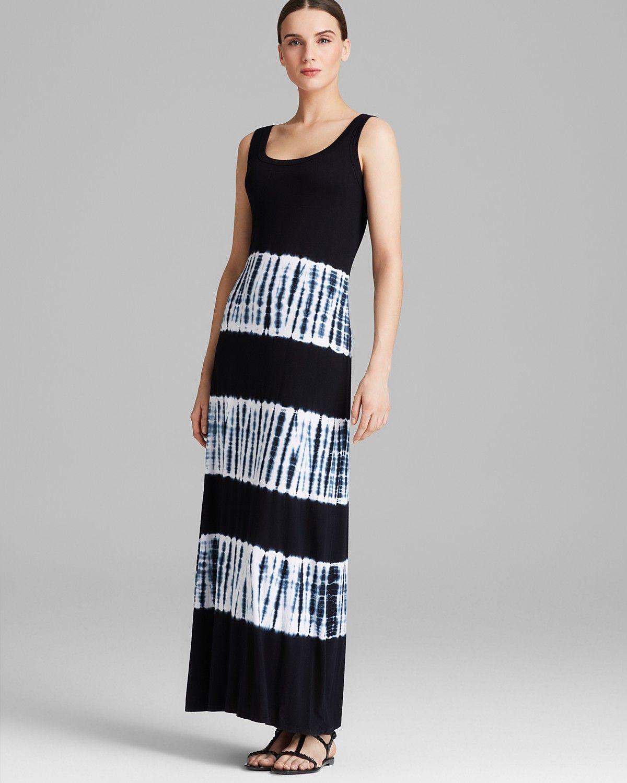 f02fdfcc75e Karen Kane Black and White Tie Dye Maxi Dress  Bloomingdales  Karen Kane   Black and White  Tie Dye  Maxi Dress  Summer  Fashion