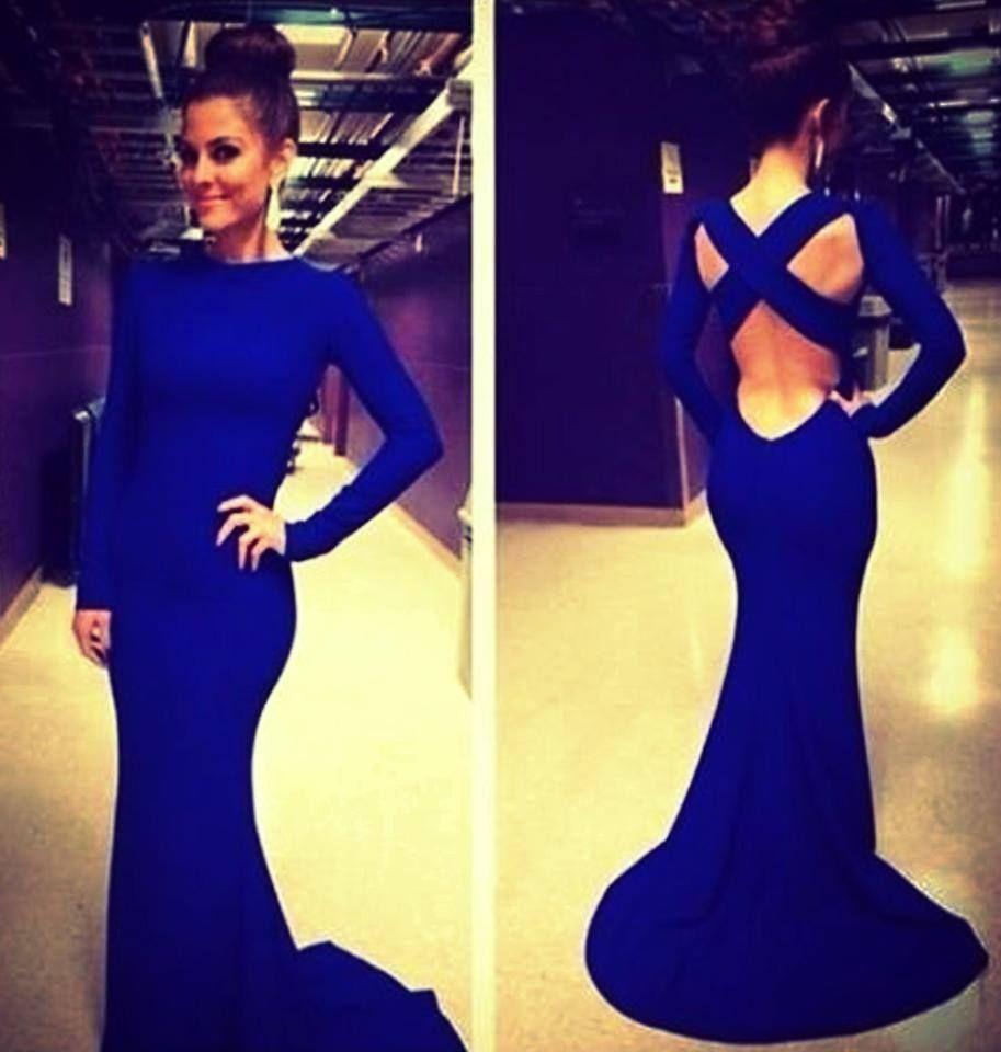 Vestido longo / long dress | dress | Pinterest | Vestiditos