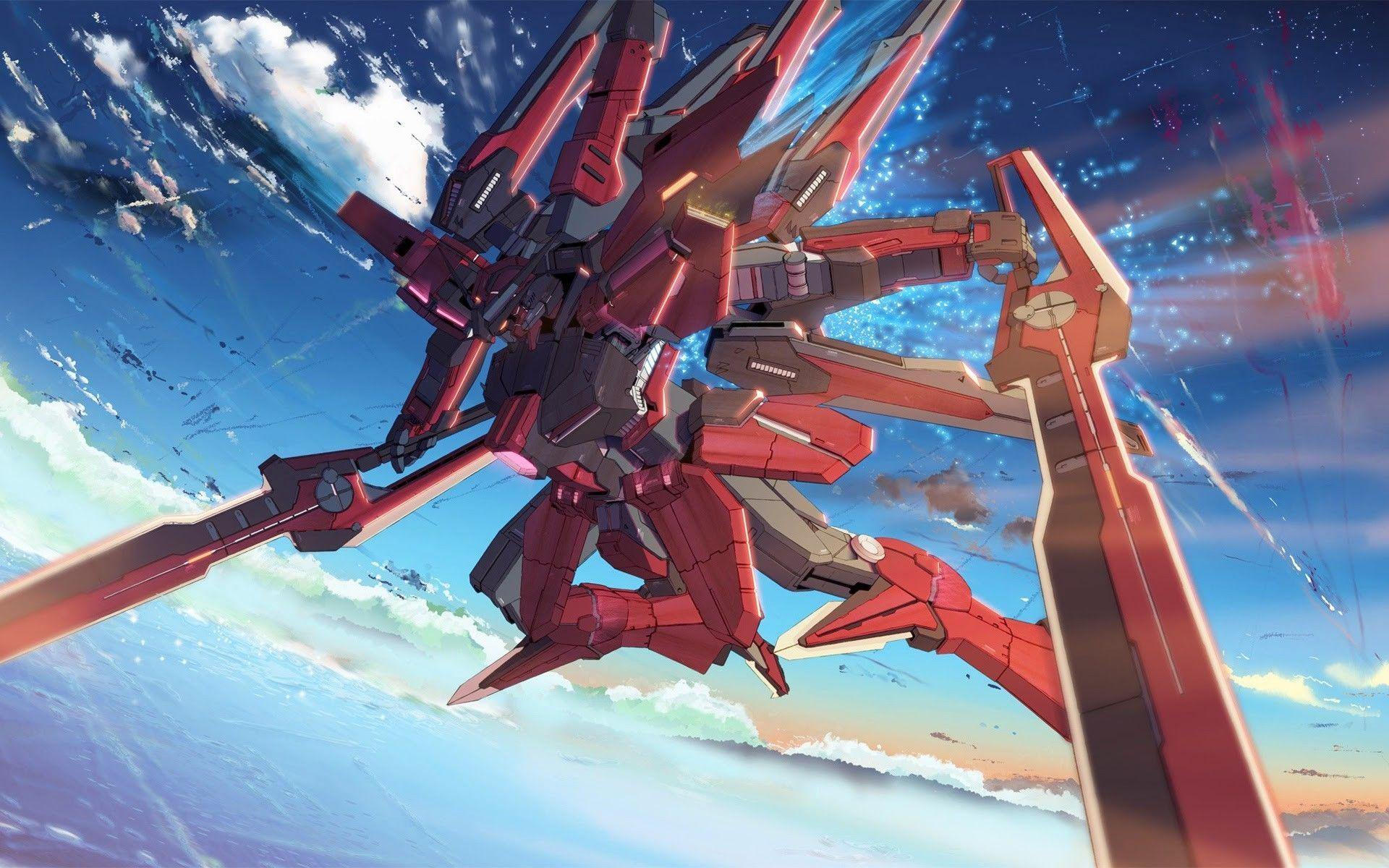 Gundam 00 Anime Mecha Sky a917 HD Wallpaper Gundam, Novel