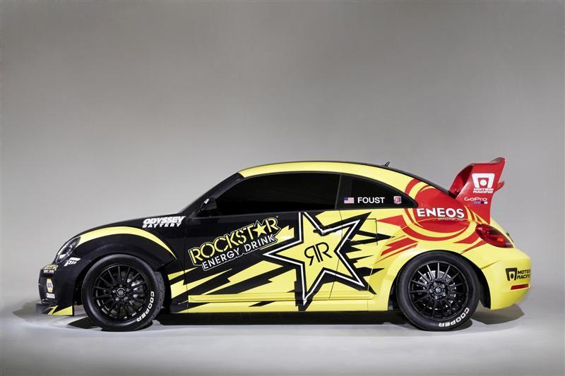 2014 Volkswagen GRC Beetle Image