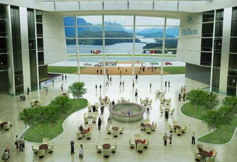 Eco Friendly Hilton To Be Built In Bariloche Argentina