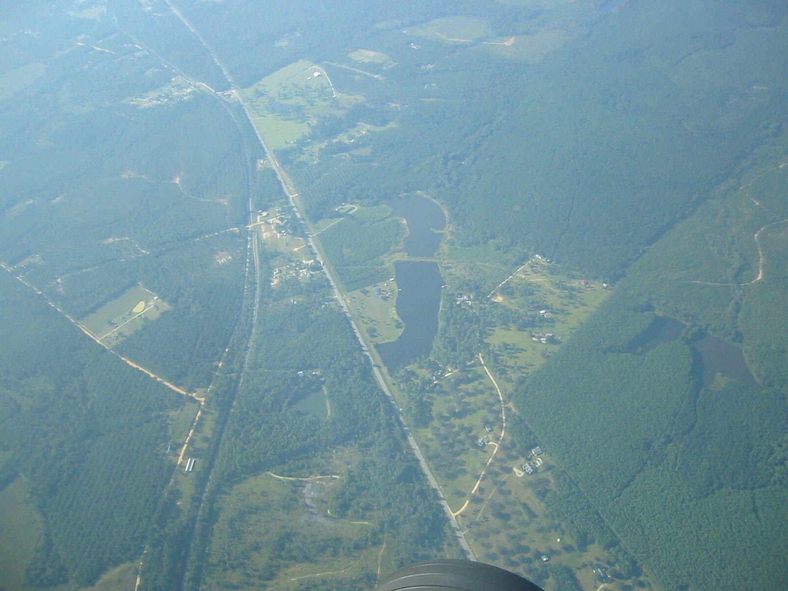 S.R. 129 Hawkinsville Georgia 4500 feet