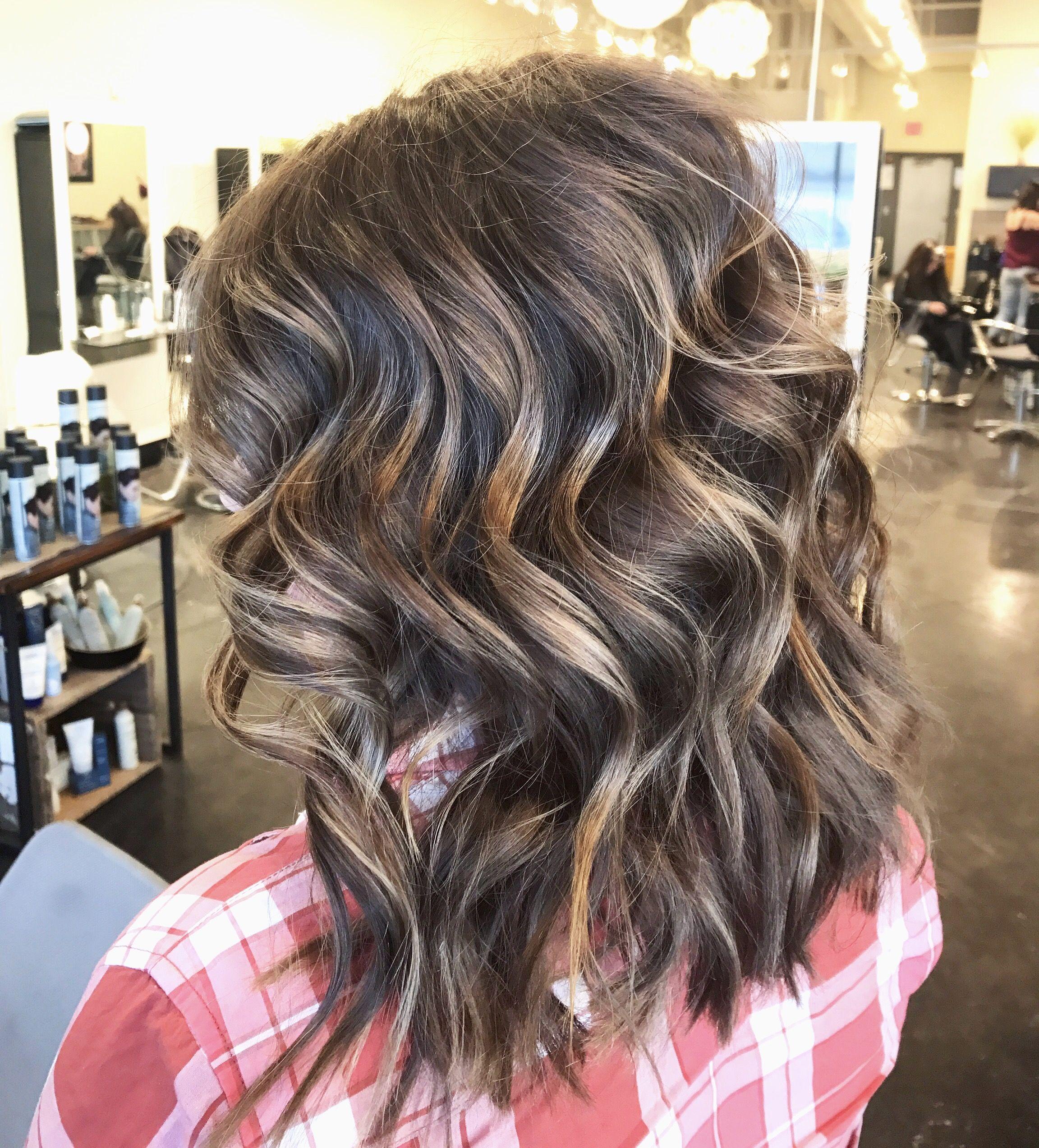 So pretty. Balayage by @hairbynatashafehlhaber Reveal Salon and