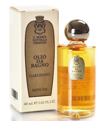 Santa Maria Novella Carnation Bath Oil The Fragrance Is An