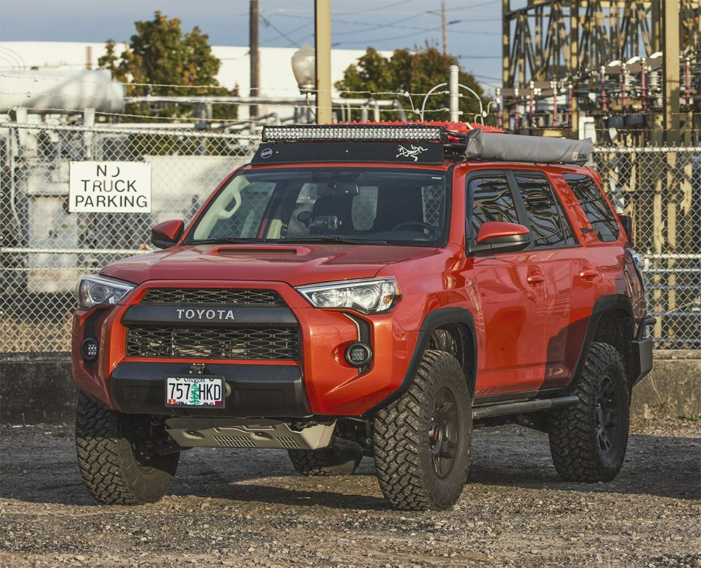 Bushwacker made fenders for the 5th gen page 6 toyota 4runner forum