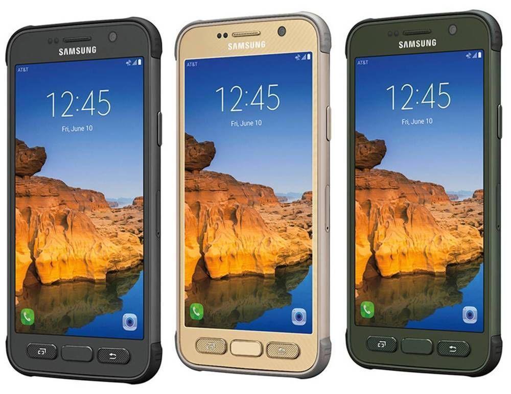 Samsung Galaxy S7 Active 32GB SMG891A Unlocked AT&T TMobile