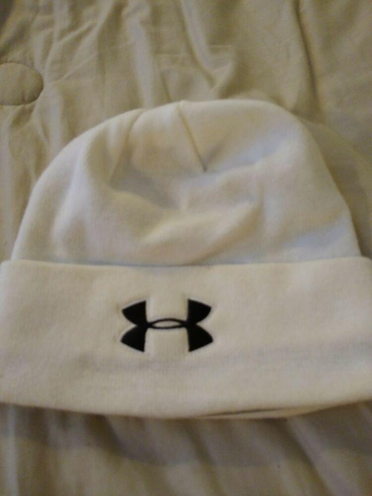 51bb5c914de Men s Under Armour knit cap size L  fashion  clothing  shoes  accessories   mensaccessories  hats (ebay link)