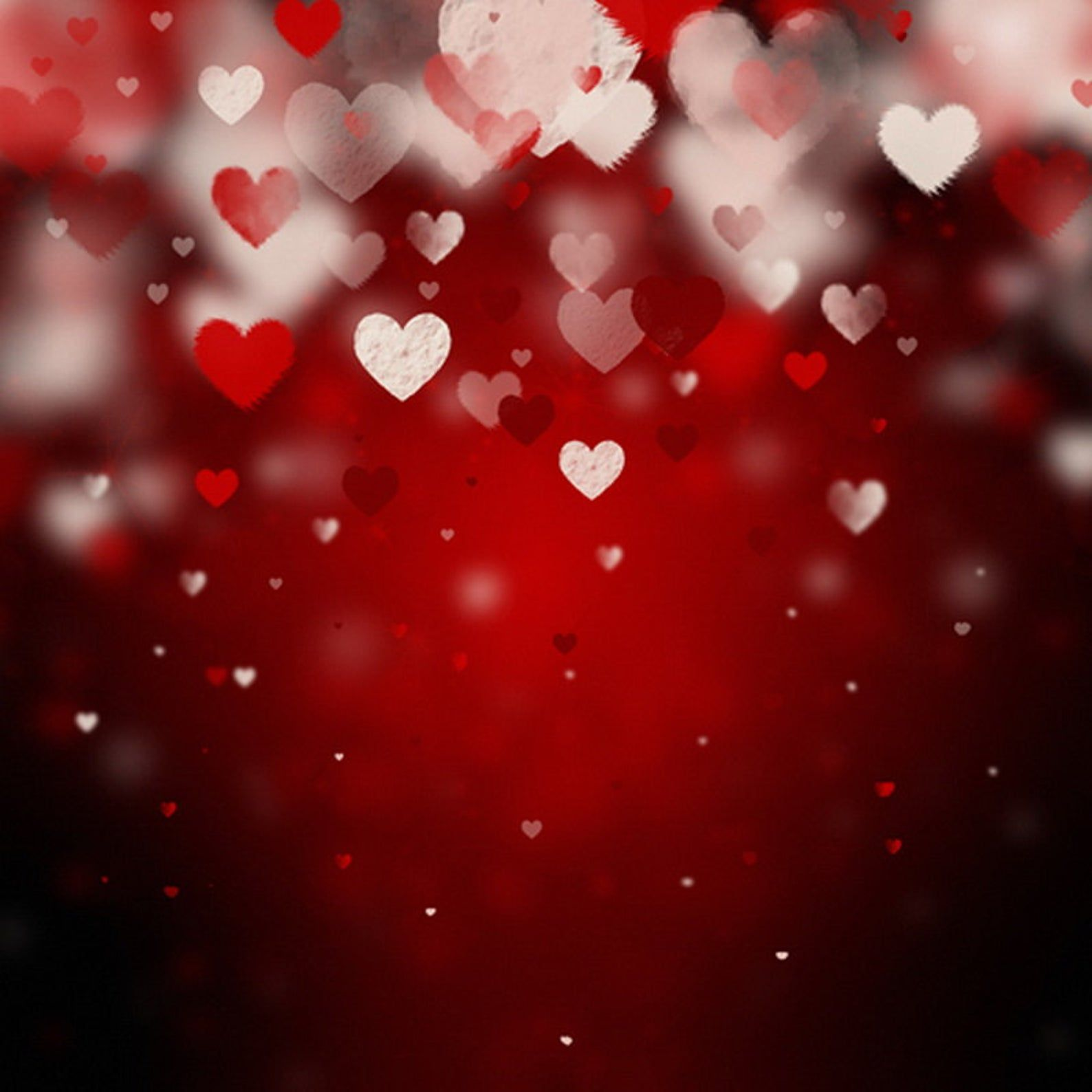 Valentine S Day Photography Backdrop Red Glitter Bokeh Etsy Valentine Background Valentines Day Background Valentine Photo