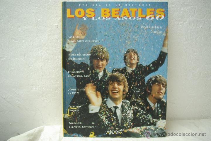 LOS BEATLES Y LOS AÑOS 60