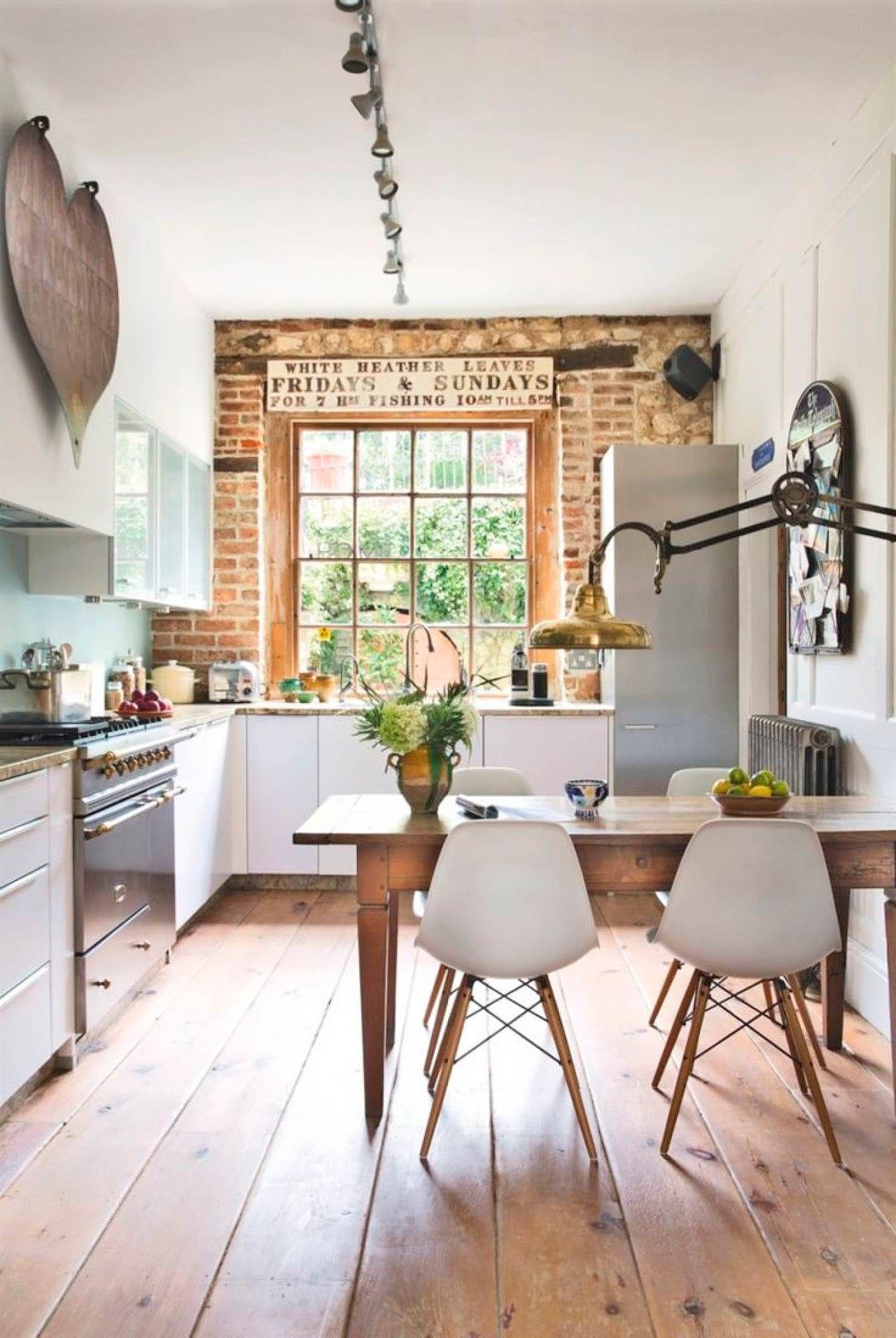Birbirinden Güzel Retro Mutfak Tasarımları