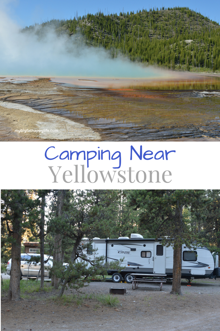 camping near yellowstone and grand teton national parks | travel