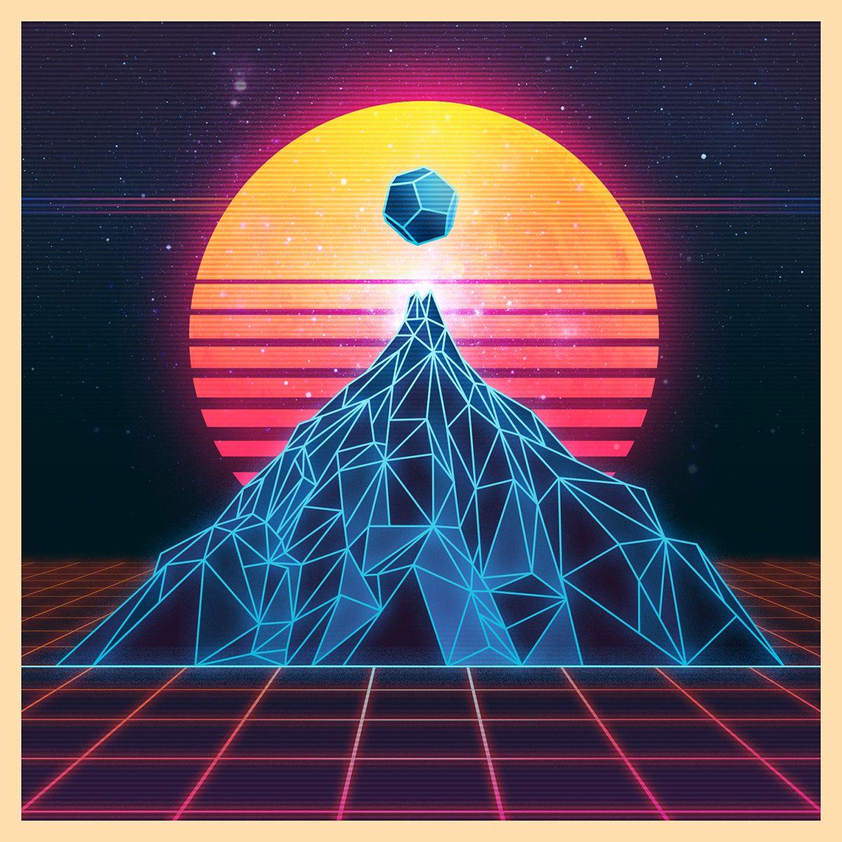 """Signalnoise: RetroKade 1… """"Electro Sunrise""""."""