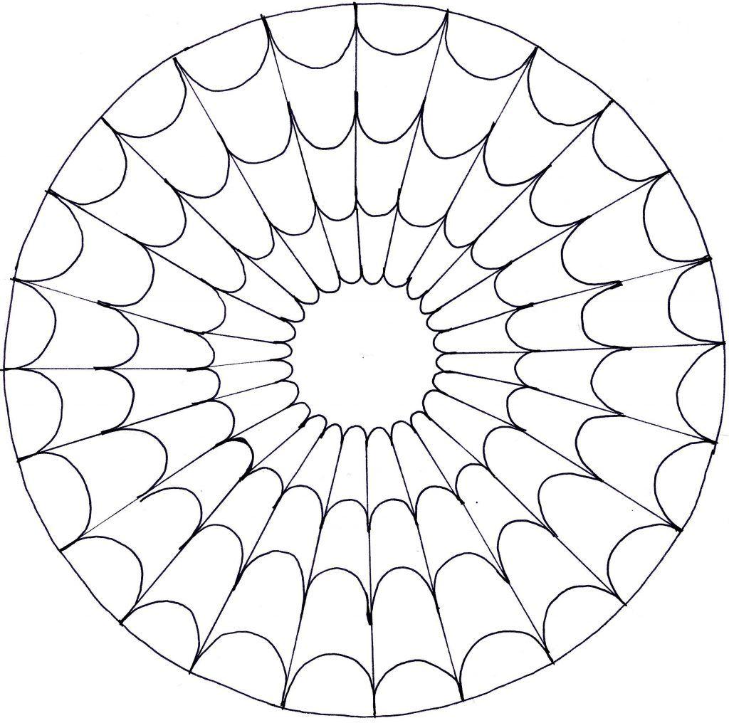 Free Printable Mandalas for Kids | Mandalas, Punch needle patterns ...