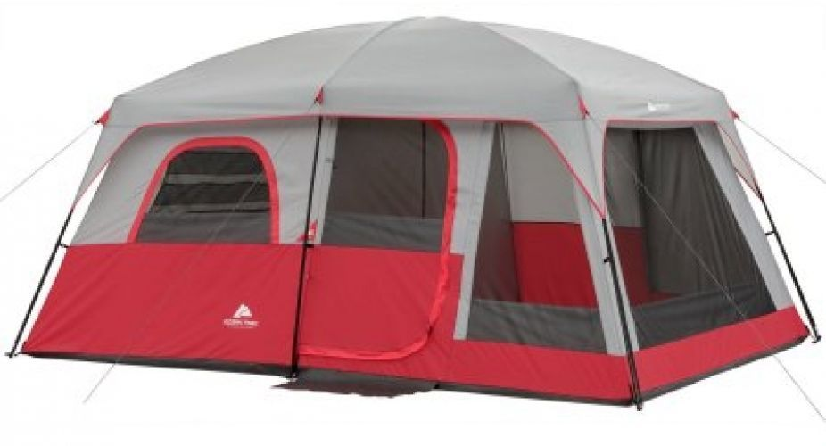 The Family Camping Cabin Is A Spacious Cabin Style Tent. It Features  Windows On All Sides With Three Extra Large Windows On One Side Providing  Amazing ...