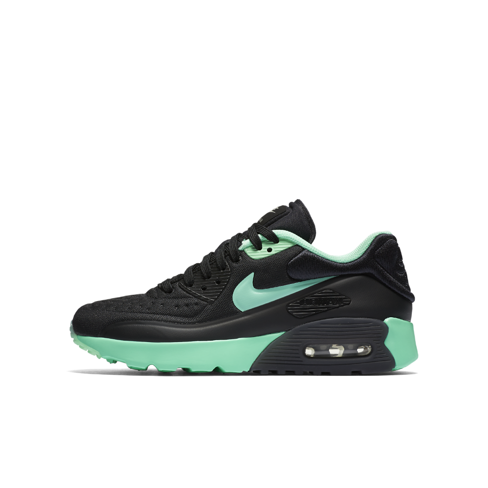 Nike Air Max 90 Ultra SE Big Kids  Shoe Size 3.5Y (Black ... 924ab63a0