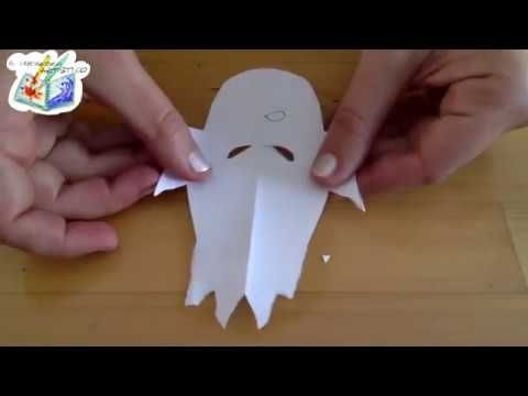 Halloween Art Lab: i fantasmini