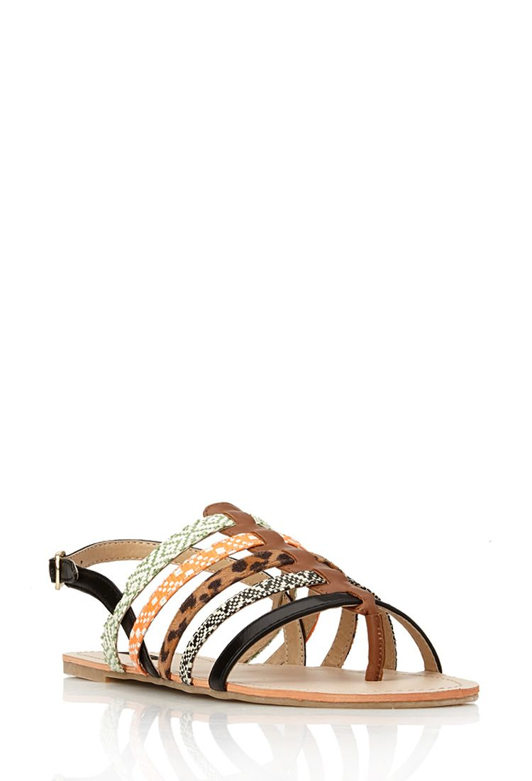 0947ac5b7 Kitschy Strappy Sandals - Womens shoes and boots