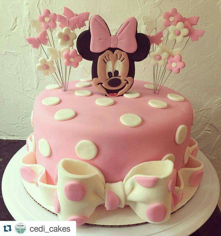 Pin by Christie Rivera on mickey y minnie Pinterest Cake