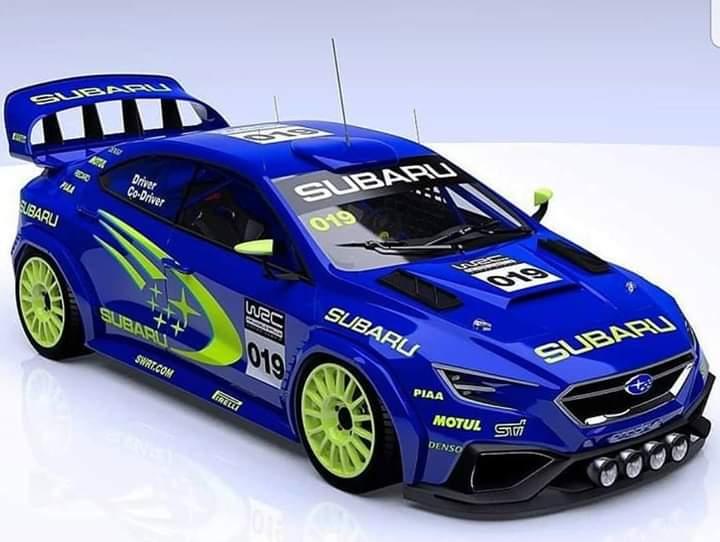 Subaru wróci do WRC w 2020? Subaru, Race cars, Hot wheels