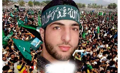 Burhan Wani an icon of Kashmirs freedom fight Freedom