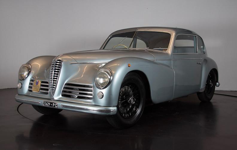 1948 Alfa Romeo 6c 2500 Freccia D Oro Alfa Romeo For Sale