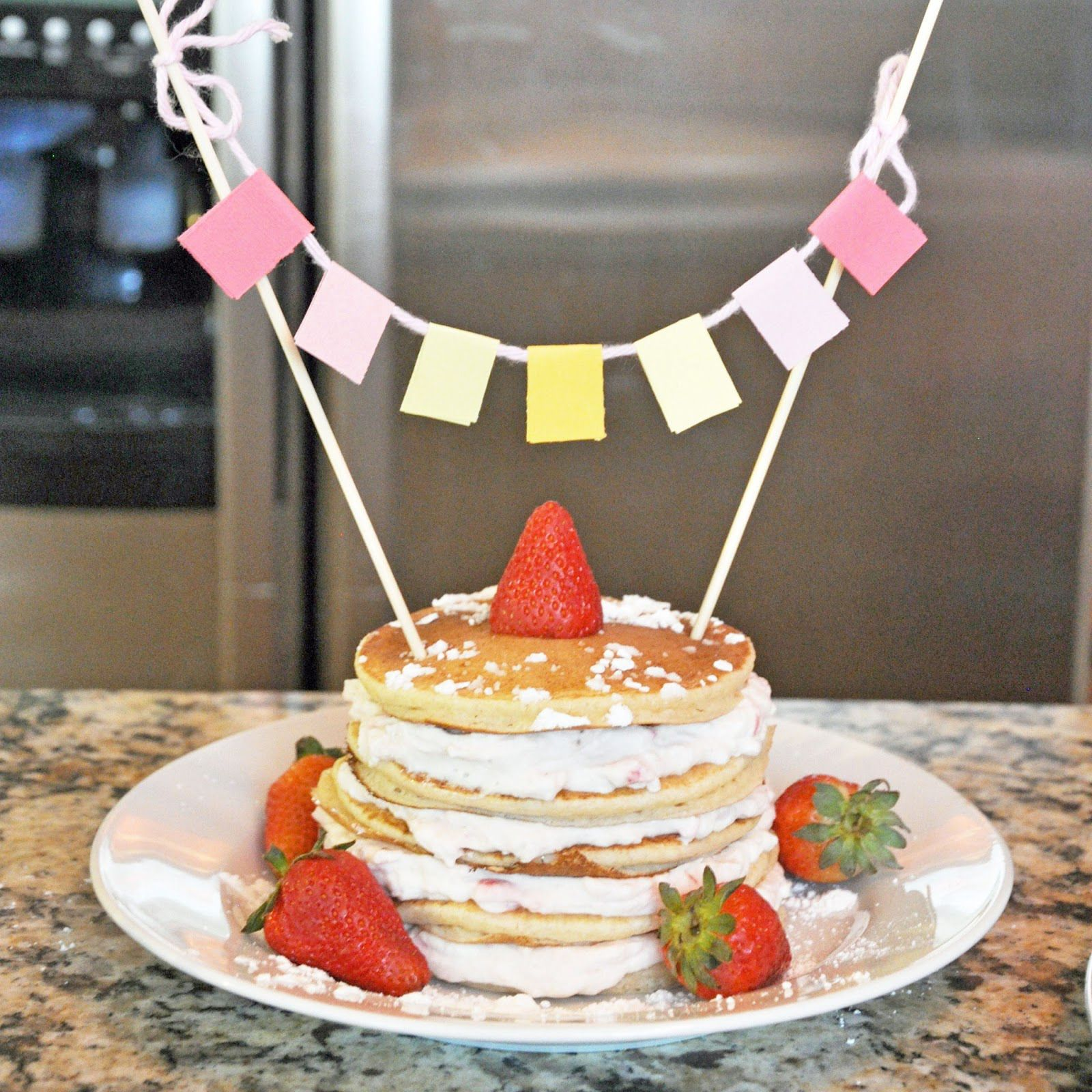 birthday breakfast ideas can be given to some one that