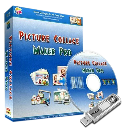 Picture Collage Maker Pro 4.0.5 Rus Portable by Valx